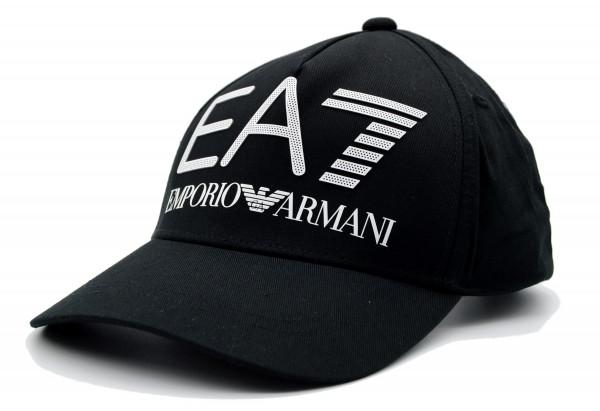 EMPORIO ARMANI EA7 - Baseball Cap Visibility Schwarz