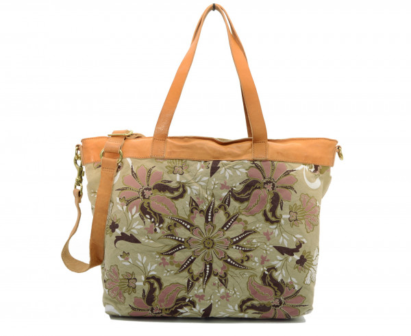 CAMPOMAGGI - C020231ND X1338 Shopper Canvas Beige