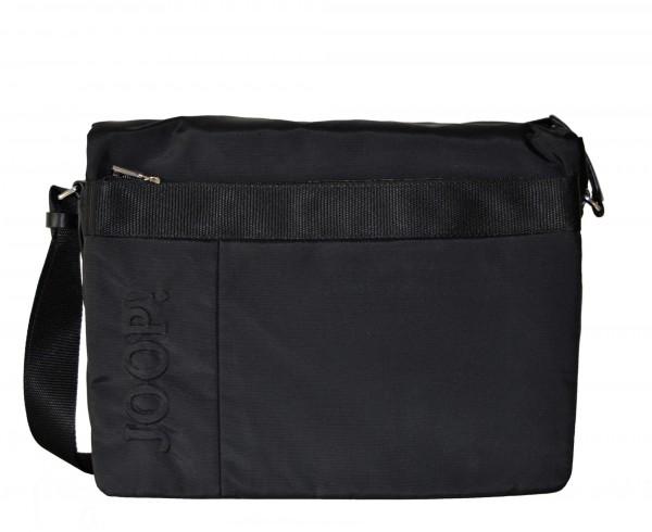 JOOP! - Kimon Alaska Schultertasche mit Laptopfach Nylon Schwarz