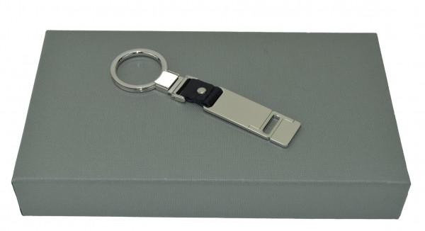 PORSCHE DESIGN - Schlüsselanhänger Tag Icon P3420