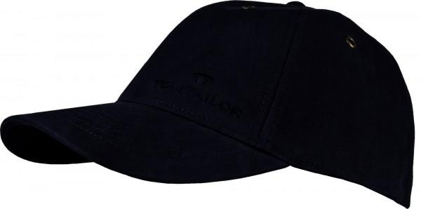 - TOM TAILOR - Basball Cap TS125 Blau