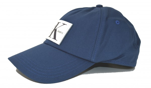 CALVIN KLEIN Jeans - Baseball Cap JRE Issue Navy