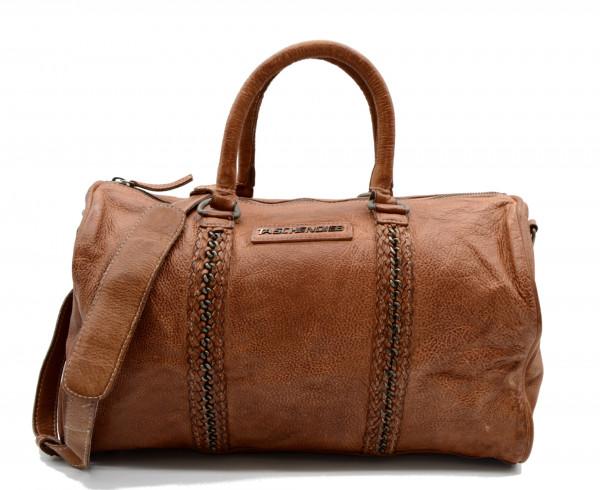 TASCHENDIEB WIEN - TD0560 Handtasche Leder