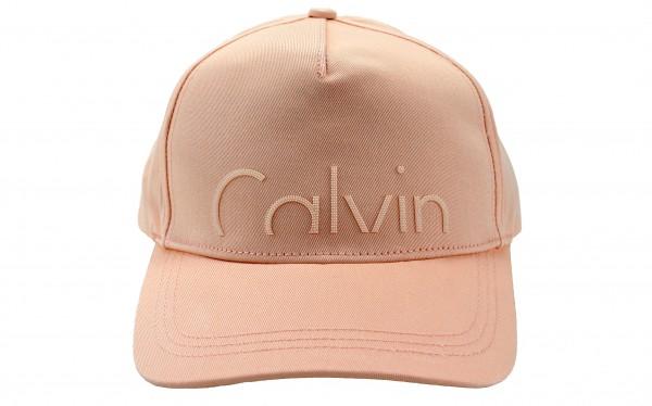 CALVIN KLEIN - Baseball Cap Logo Light Rose