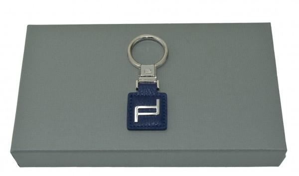PORSCHE DESIGN - Schlüsselanhänger ICON P3420 Blau