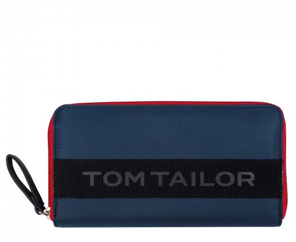 TOM TAILOR - Genova 27070 Geldbörse Blau