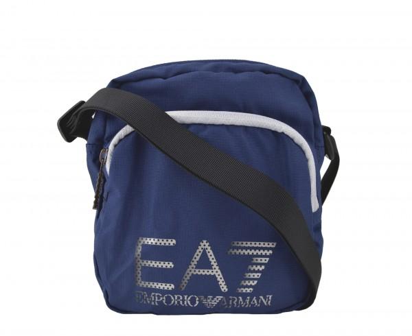 EMPORIO ARMANI EA7 - Train Prime Umhängetasche Blau