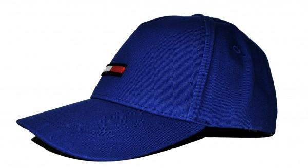 TOMMY JEANS - Baseball Cap Tju Flag Cap Blau