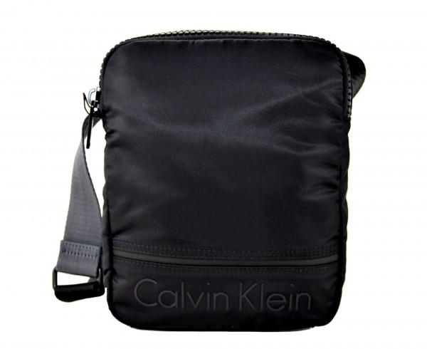 CALVIN KLEIN - Matthew 2.0 Reporter Umhängetasche Schwarz