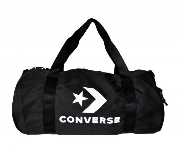 CONVERSE - Sporttasche Duffel L Schwarz
