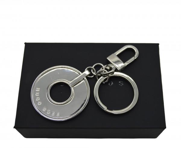 HUGO BOSS - Schlüsselanhänger Sphere Edelstahl